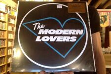 The Modern Lovers s/t LP sealed 180 gm silver colored vinyl reissue