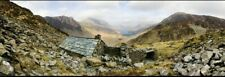 The Retreat by James Bell 120x40cm canvas