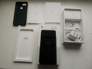 Google Pixel 3 - 64GB - Just Black (Unlocked)