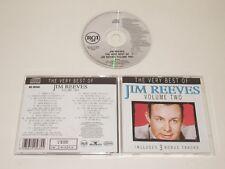 Jim Reeves/ The Very Best Of Jim Reeves Volume Two ( Rca ND 90568) CD Album