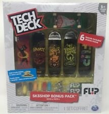 Tech Deck Sk8shop Bonus Pack- FL!P Series 4