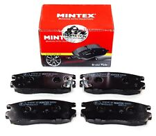 MINTEX REAR AXLE BRAKE PADS CHEVROLET VAUXHALL MDB2864 (REAL IMAGE OF PART)
