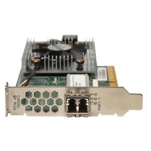 DELL Qlogic QLE2660L Netzwerk Karte 1x 16Gbps FC Port PCIe 0TC40H LP