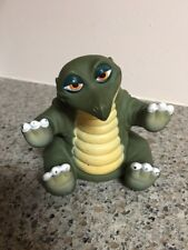 Land Before Time Rubber Hand Puppet Dinosaur Spike Vintage 1988 Pizza Hut 807072