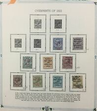 {BJ Stamps} IRELAND stamp collection 1922-1990  MNH, MH & Used. Cat. $1922 W/Ace