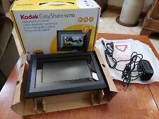 """Kodak Easy Share SV710 7"""" Digital Picture Photo Frame"""