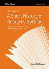 HSC English Top Notes study guide A Short History of Nearly Everything