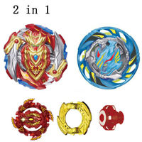 2-IN-1 Beyblade Burst・B-129・B-130 Cho-Z Achilles Layer ONLY・For Kids Toys