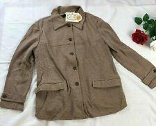 Pendelton Vintage 40's 50's Era Houndstooth Size 40 Women's Shirt/Jacket Nwt