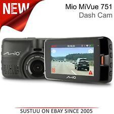 "Mio Mivue 751 2.7"" GPS Car Dash Camera│1440P QHD Video Recording│3-axis G-sensor"
