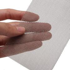 304 Stainless Steel 20 Mesh Filtration Woven Wire Cloth Screen 8x15cm/3X6''