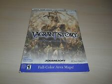 Vagrant Story Official Strategy Guide Book Brady Games