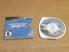 SONY PSP NEED FOR SPEED SHIFT - NEW IN SLEEVE ((