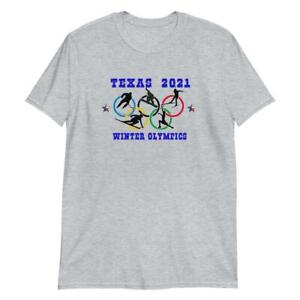 Texas 2021 Winter Olympics Unisex T-Shirt