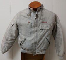 Vtg 1987 United States Drag Boat Association USDBA Official M Gray Jacket
