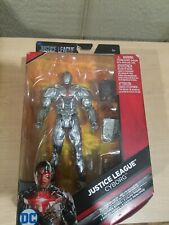 "Mattel DC Multiverse 6"" Justice League Movie Cyborg (Mother box halves)"