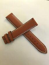 Swiss Army Watch Strap 19mm Brown Padded Leather Authentic