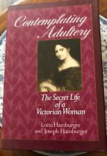 CONTEMPLATING ADULTY THE SECRET LIFE OF A VICTORIAN WOMAN 1991 BRAND NEW