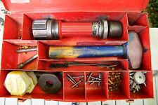 Hilti Dx100L Single Shot Powder Actuated Drive Tool Complete Kit w/Extras