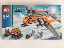 LEGO City 60064 Arktis-Versorgungsflugzeug NEU OVP RAR SELTEN