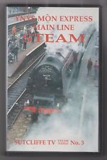 Ynys Mon Express - North Wales Main Line Steam (VHS) Railway Video ~ Sutcliffe 3