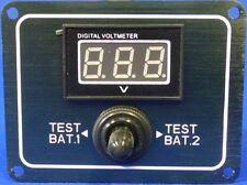 Batería Digital Test Panel interruptor con indicador 12 / 24v - 12 / 24 Voltios-Nuevo N5