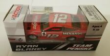 Ryan Blaney 2018 Lionel Collectibles #12 Wrangler Riggs 1/64 FREE SHIP