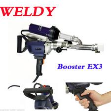 WELDY AC220V Plastic Extrusion Welding Hot Air Welder Gun Extruder Booster EX3