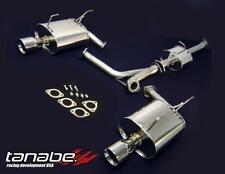 Tanabe Medalion Touring Exhaust System - Honda S2000 AP1 AP2 - New UK QUIET!