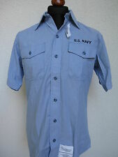 US Navy Board Shirt Feldhemd USN Army Marines USMC WK2 Rockabilly Nose Art Gr XL