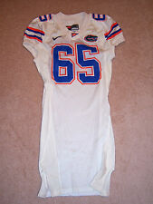 FLORIDA GATORS GAME USED WORN ARPEDGE ROLLE 2002 NIKE FOOTBALL JERSEY VINTAGE