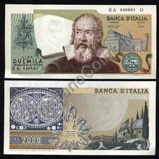 2000 Lire Galileo 22.10. 1976 FDS