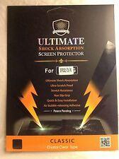 IPad 2 3 4 ULTIMATE SHOCK assorbimento Proteggi Schermo Crystal Clear tipo