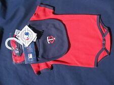 Minnesota Twins Infant Suit 3-Piece Size 3/6 Months NWT