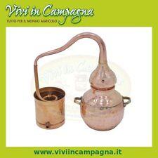 Alambicco distillatore lt 0.5