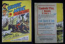 ***IL SIGNORE DELLE ANDE - SUPPLEMENTO AL VITTORIOSO*** N. 4 (26/3/1950)
