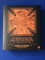 Mondo 1/6 Scale Masters Of The Universe Man At Arms In Hand Motu HeMan 2020