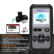 MaxiLink ML529 OBD2Engine Universal Auto Car Code Reader Scanner Diagnostic Tool