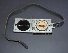 Alter STOCKERT Marschkompass Wehrmacht 2. Weltkrieg DRGM Bakelit Kompass
