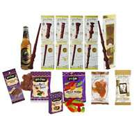 OFFICIAL HARRY POTTER AMERICAN SWEETS BERTIE BOTTS CHOCOLATE FROG WANDS SLUGS