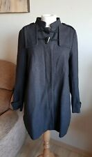 Gorgeous Womens Woolen Coat From Kookai. Size M/12 UK/40 EU. VGC.