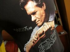 """Small Randy Travis 25 Year Anniversary""""Genuine Country"""" Concert Tour T-Shirt"""