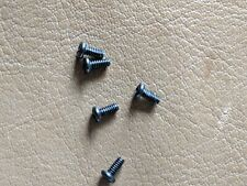 Garmin Soft Strap Heart HRM Replacement Screws Bolts X 5 Philips