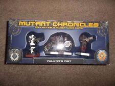 Fantasy Flight Games Mutant Chronicles Vulkan's Fist