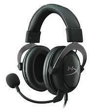 HyperX Cloud II Gun Metal Ohrbedeckend Headset für Multi-Plattform