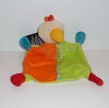 Doudou Oiseau Baby club - C & A - Neuf
