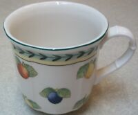 Villeroy & Boch  FRENCH  GARDEN  FLEURENCE   Mug 3 1/2 inches high