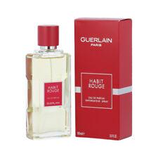 Guerlain Habit Rouge Eau De Parfum 100 ml (man)