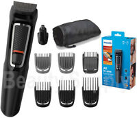Philips MG3730 Rechargaable All In One Beard/Nose/Stubble/Hair Trimmer
