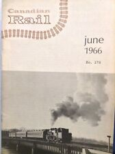 Canadian Rail Magazine Air Conditioning June 1966 010518nonrh